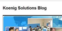 Koenig Solutions Blog