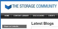 The Storage Community
